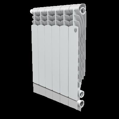 Радиатор алюминиевый ROYAL THERMO Revolution 500*80  4 сек.